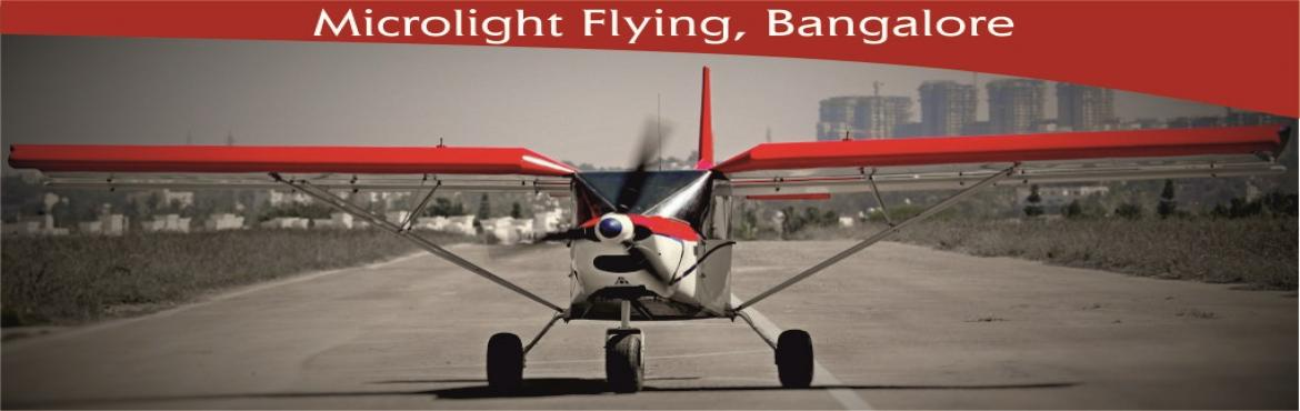 Microlight Flying Bangalore
