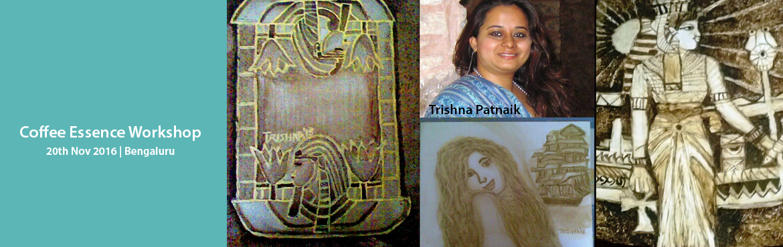 Coffee Essence Workshop by Trishna Patnaik