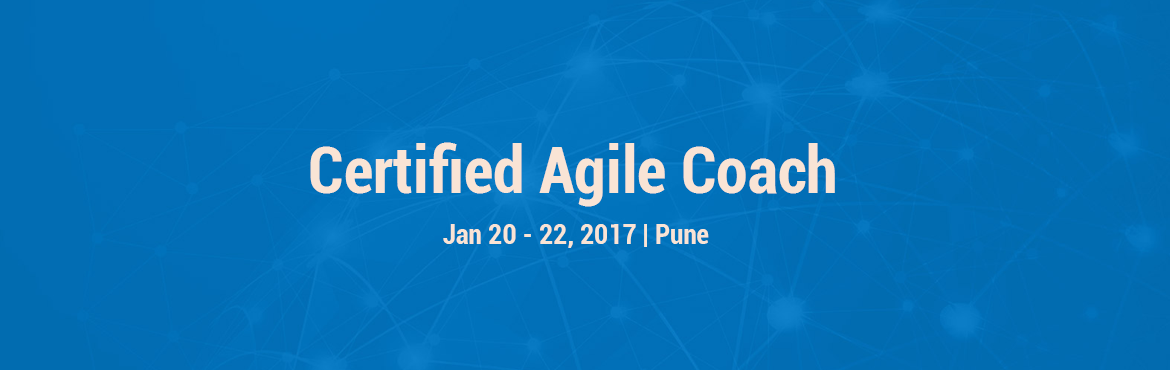 Certified Agile Coach -(ICP-ACC) Training in Pune