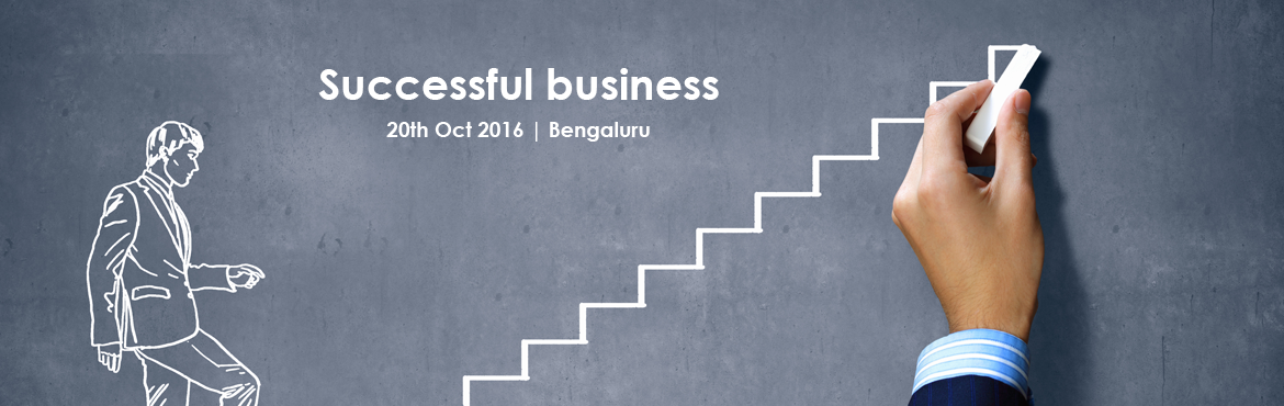 Book Online Tickets for  Successful business are not built alone, Bengaluru. As a business decision maker do you feel the need for an exclusive business community?Starting a business is a big achievement for many, but maintaining is the challenge.There are many standard challenges that face every business whether they are lar