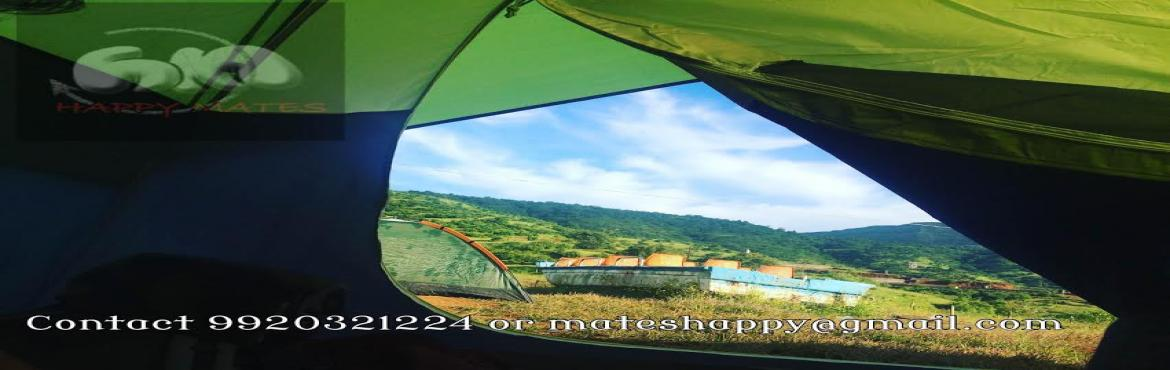 Camping in Pawana Lake, Lonawala.