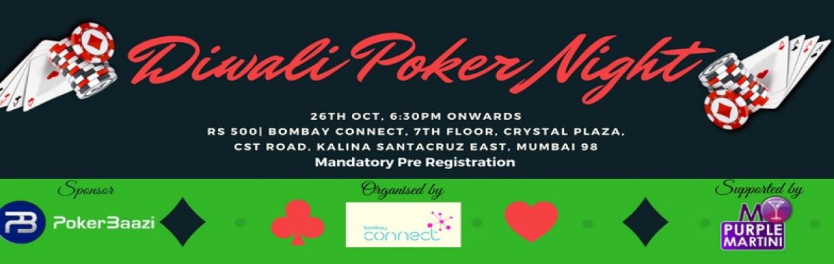 Diwali Poker Night