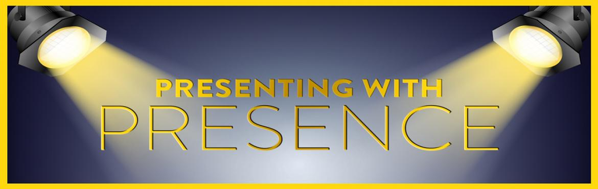 Theatre Based_Presenting with Presence Workshop