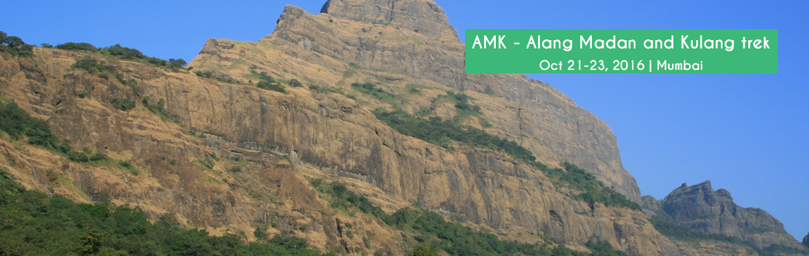 AMK - Alang Madan and Kulang trek on Oct 22-23, 2016