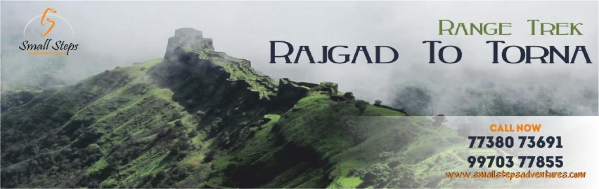 Rajgad to Torna Range Trek on 22nd and 23rd October 2016.