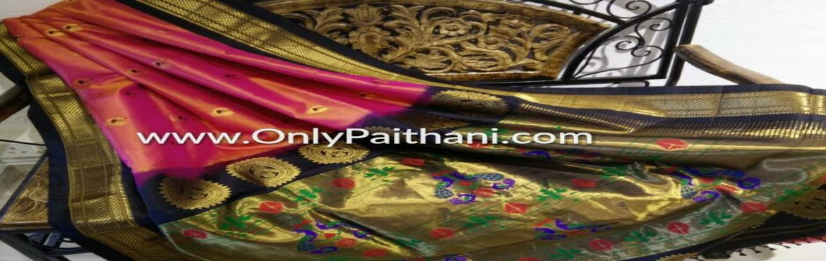 OnlyPaithani Exhibition - 21 and 22 October at Bandra