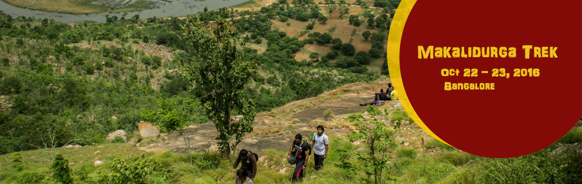Book Online Tickets for Makalidurga Trek, Bengaluru. Makalidurga is the amazing place for the trekking activities. Adventure Nest team conduct trekking in Makalidurga every weekend. And also they have been conducting mountain biking, paintball, hiking, ice breakers, indoor and out doors games.  Ev