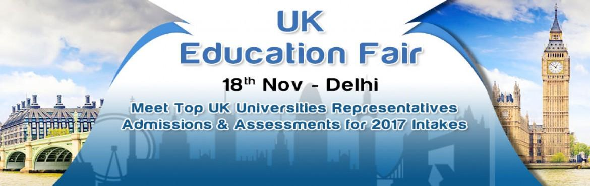 The Chopras Bring UK Education Fair 2016  in Delhi