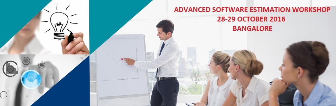 Workshop on Advanced Software Estimation in Bangalore