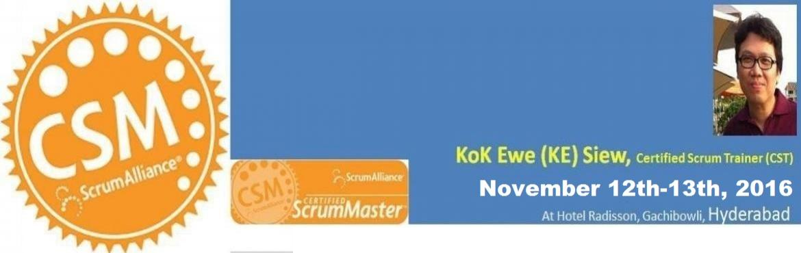 Certified Scrum Master  Program