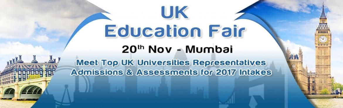Book Online Tickets for Gear Up Mumbai for UK Education Fair 201, Mumbai. Admission open in Best UK Universities for 2016 intakes. The Chopras brings to you in Mumbai, India's largest UK Education Fair 2016. The Chopras, India's most successful global education companies, strives to deliver quality overseas edu