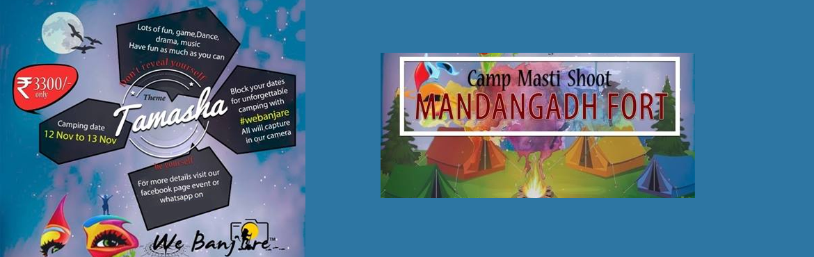 Camping on 12 Nov 16 At Blue Green Exotica Mandangadh  Mumbai