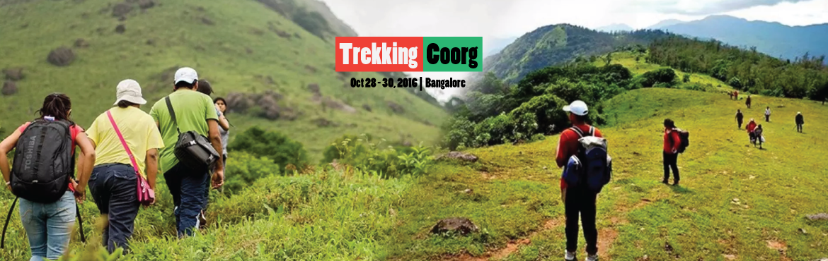 Book Online Tickets for Trekking in Coorg, Bengaluru. Coorg is the amazing place for the trekking. Adventure Nest team conduct a trekking activiies in Coorg . And also they have been conductig numorous activities like hiking, rafting, trekking and paint ball and more   Coorg is one the most captiva
