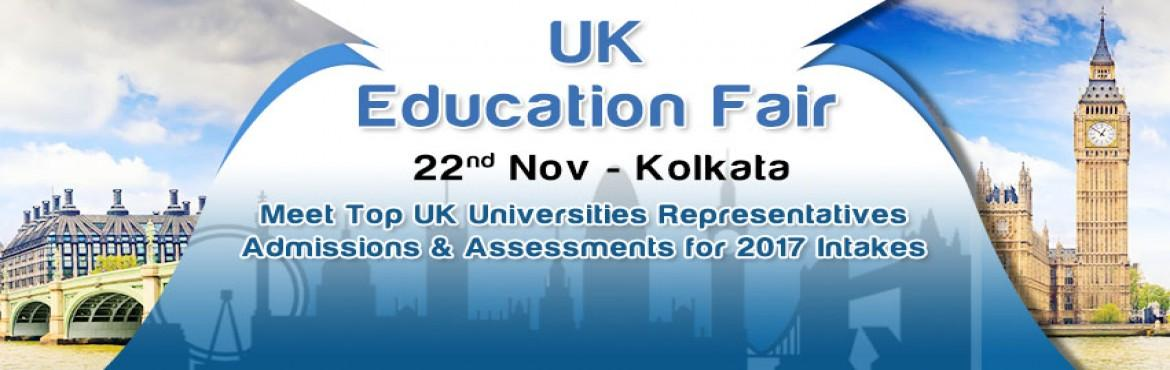 Book Online Tickets for Biggest UK Education Fair 2016 in Kolkat, Kolkata. Are you planning to study abroad in UK universities?   Looking for opportunities available in United Kingdom? Well, this could be golden opportunities for you.   Attend this upcoming event in Kolkata and interact with the experts of some of