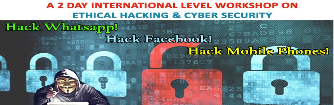 Two Day Hands-on International Level Workshop on Ethical Hacking and Cyber Security by Spyry Technologies in Bangalore on 12th, 13th November 2016.