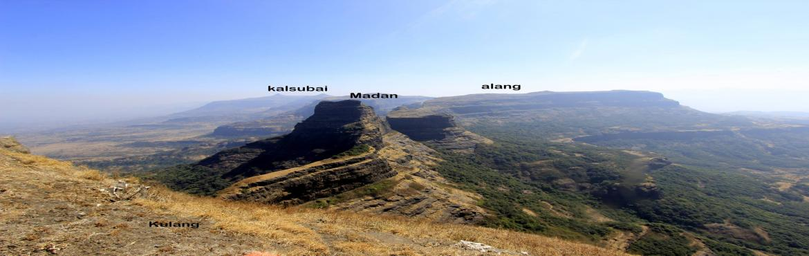 Book Online Tickets for AMK Trek (Alang-Madan-kulang Toughfest t, kasara . Dear Trekkers and Hikers ,We at Bhramanti365 has arranged a Toughest Trek in Sahayadris#ALANG#MADAN#KULANG(#AMK) ON 26th and 27th November 2016Alang Fort (also Alangad) is a fort in Nashik district, Maharashtra, It is one of the thr