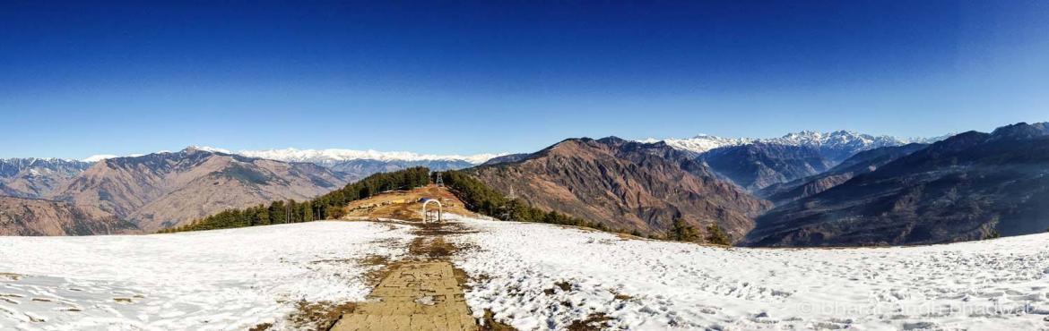 Book Online Tickets for Camping at Bijli Mahadev @2460m, Kashawri. Are you looking for an winter adventure? Then Bijli Mahadev trek is made for you. It is a temple dedicated to lord Shiva. At an elevation of 8000 feet.This temple is unique because the 'Shiva-Lingam\' in the temple is occasionally struck by lig