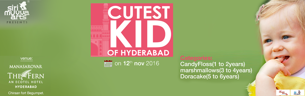 Cutest Kid of Hyderabad