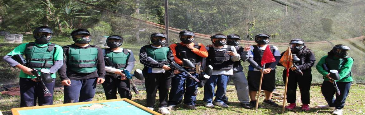 Book Online Tickets for Paint ball in Bangalore, Bengaluru.  Paint ball is the fastest growing sport in India. It combines teamwork, strategy and skill into a fun, exciting and action packed day. The game's focus is on teamwork and strategy combined with pure, adrenaline-pumping fun makes for an unforge