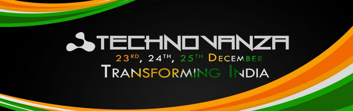 Book Online Tickets for Technovanza 2016, Mumbai. TECHNOVANZA 2016  INTRODUCTION Technovanza is the Annual Techno-management Festival organized by VJTI. The motto of Technovanza is to educate people about the principles of Engineering and thus spreading the knowledge of Engineering and Technol