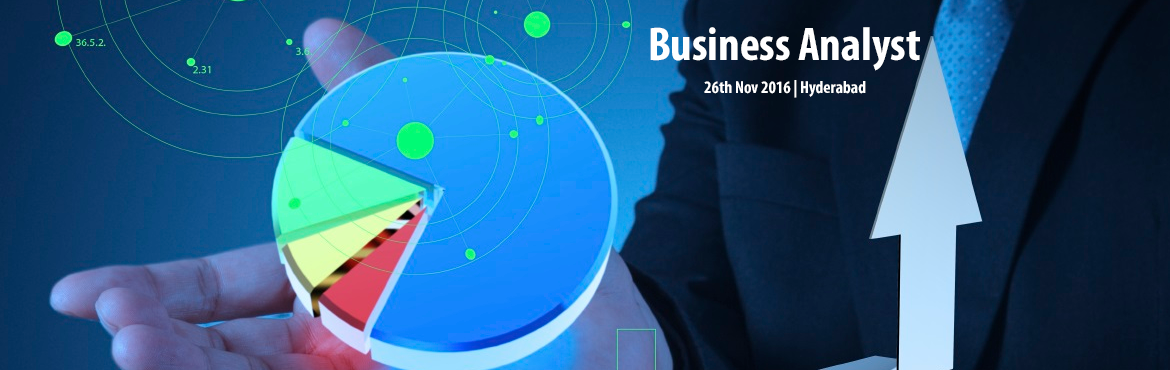 Book Online Tickets for Business Analyst 1 Day Workshop, Hyderabad. Replay Sports Cafe in association with MindInvestor Learnings is organizing a day long workshop on Business Analysis. Following topics will be covered:  Fundamentals of BA BA Process Enterprise Analysis Business Case Development  Requirements Pl