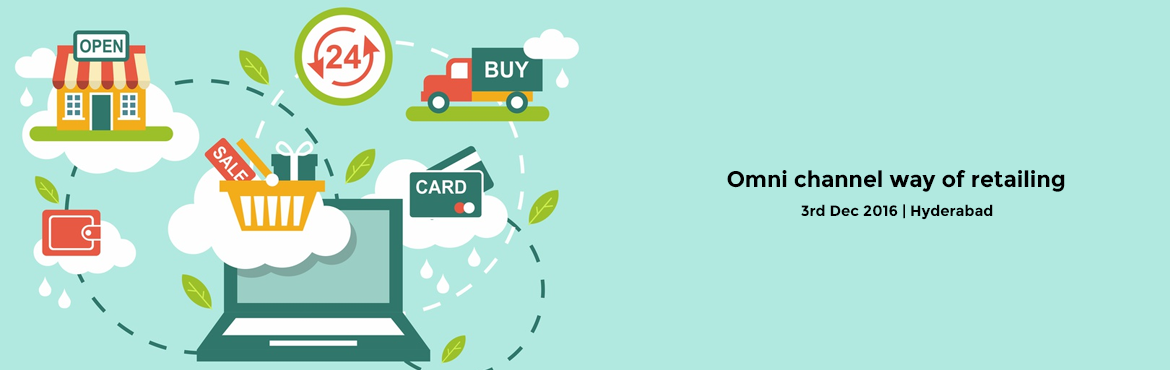 Book Online Tickets for Omni channel way of retailing - 1 Day wo, Hyderabad. About The Event    Replay Sports Cafe in association with Retail Innovation Institute Presents 1-Day Workshop on - eCommerce Business Strategy \