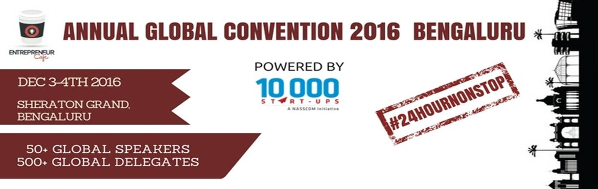 Annual Global Convention 2016