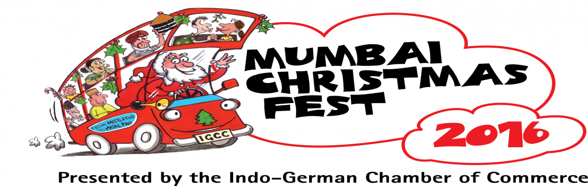 Book Online Tickets for Mumbai Christmas Fest And Racing Carniva, Mumbai. Greetings from the Indo-German Chamber of Commerce!   It gives us immense pleasure to invite you for the our annual cultural event, The Mumbai Christmas Fest 2016! The unique Mumbai Christmas Fest and Racing Carnival is back to rock the town and