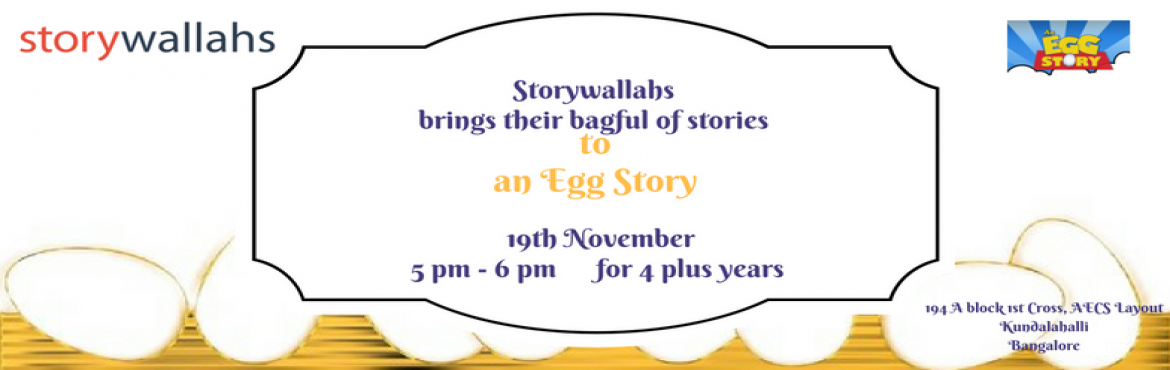 Storytelling for kids by Storywallahs