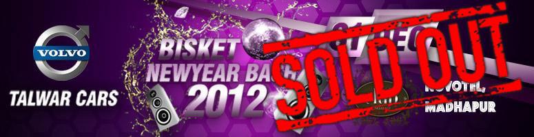 BISKET NEW YEAR BASH 2012!!!