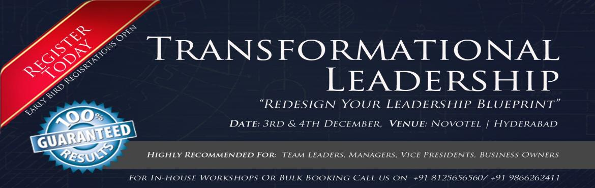Transformational Leadership Workshop December 2016