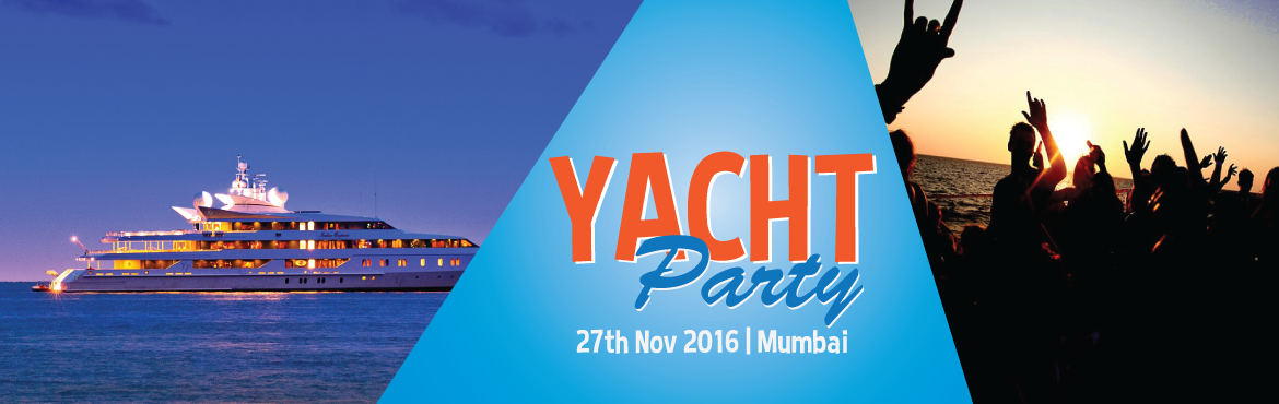 Book Online Tickets for Yacht Party, Mumbai. HappyMates invite you to enjoy an awsome exprience of Partying @ the mid of the Sea. November 21, 2015https://www.meetup.com/Happymates/photos/26565984/ The soft sea breezes blowing in your face while you eat, drink and party with your lo