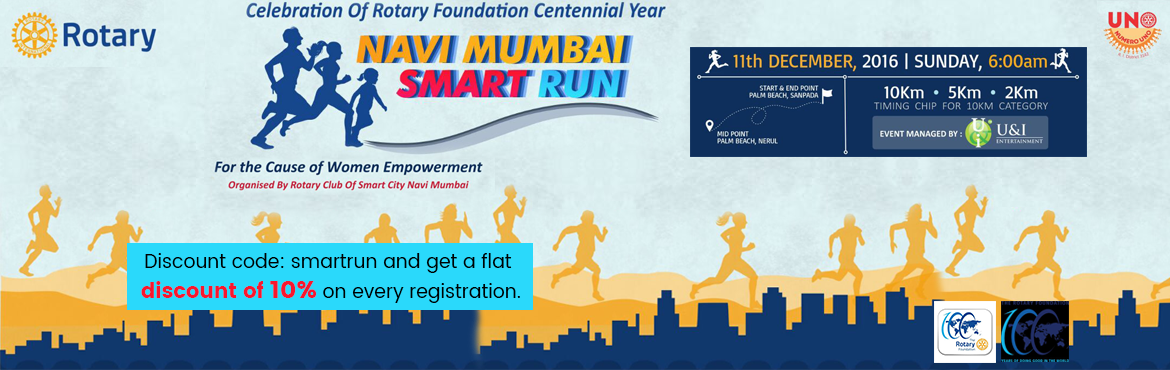 Navi Mumbai Smart Run
