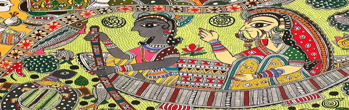 Book Online Tickets for Madhubani Painting workshop, Pune. It will provide a hands on understanding on all aspects of madhubani art