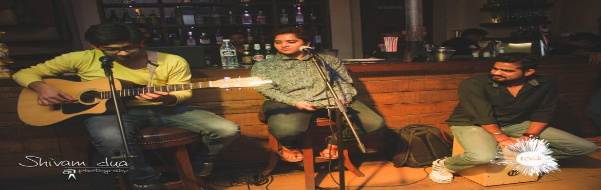 Book Online Tickets for Smruti Jalpur Live Band at Gastronomica , NewDelhi. Smruti Jalpuris anartistmusicianfromMumbai. She and her band havedonesolos shows around the cityand also played with numerous other musiciansin and around a ton of spots in Mumbai and Delhi.