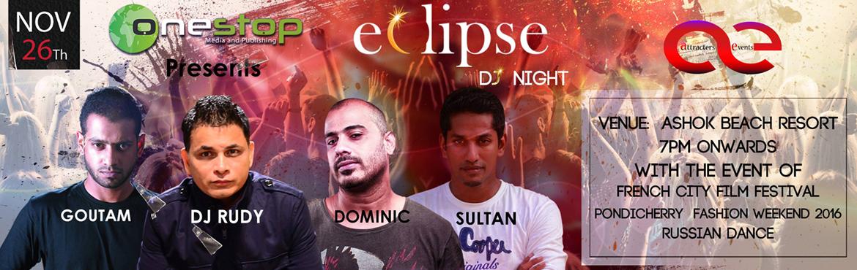 ECLIPS DJ NIGHT