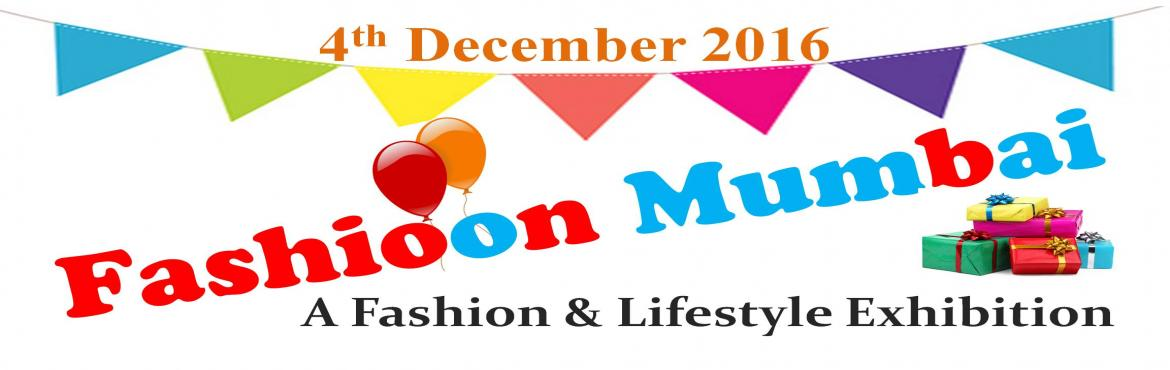 """Book Online Tickets for Fashioon Mumbai , Mumbai. """"Fashioon Mumbai"""" is a 1 day's Fashion & Lifestyle exhibition. Corporate Art India invites you to join us on 4th December at The Art Hub, Atria The Millennium Mall to elevate your style and fashion. In this event products will b"""