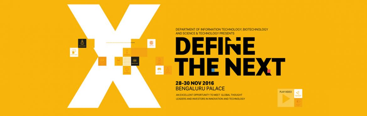 Book Online Tickets for Bengaluru ITE.biz 2016, Bengaluru. The Next wave of Growth in Information Technology & Electronics Sectors is expected to be driven through Digital Disruption. The digital disruption will lead to adevelopment of ground-breaking products and technologies. The City of Bengalur