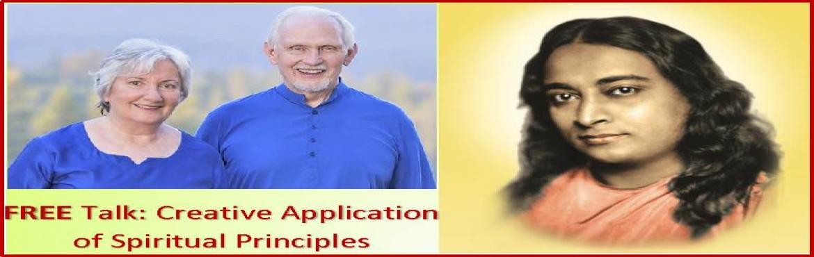 Ananda Sangha Pune is organizing a Free public discourse on Creative Application of Spiritual Principles in Daily Life on Nov 27 2016.  This will be a