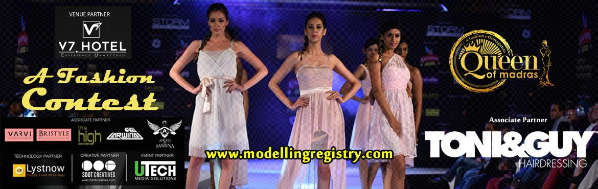 Queen of Madras  - A fashion contest