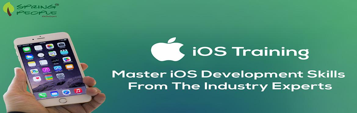 Book Online Tickets for iOS Application Development Training | i, Bengaluru. Learn how to develop iOS Application & get depth knowledge on iOS architecture with hands-on project. Enroll Now:https://goo.gl/Lt1Rv8