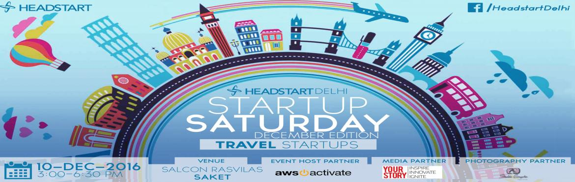 Book Online Tickets for Travel Startups, NewDelhi. Valued at over 50,000 crores, tourism is the largest service industry in India, with a contribution of over 7℅ to the national GDP and over 9% to the total employment in India. With booming domestic tourism, travel business is set to escalate