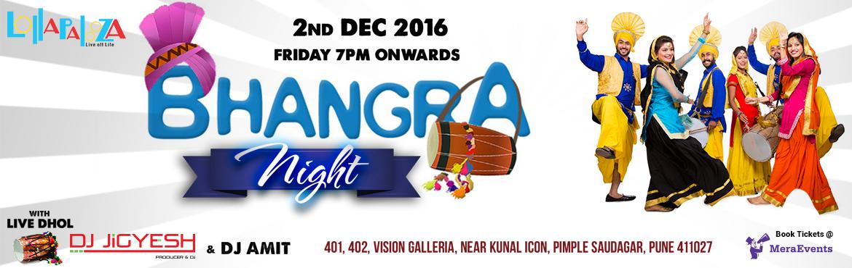 Bhangra Night 2016