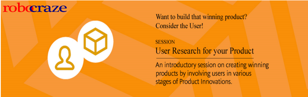 Book Online Tickets for User Research for your Product, Bengaluru. User Research is a key tool to refine your product through various stages of Product development. In this introduction to User Research you will be taken through different User Research tools and methods that help answer basic questions like - W
