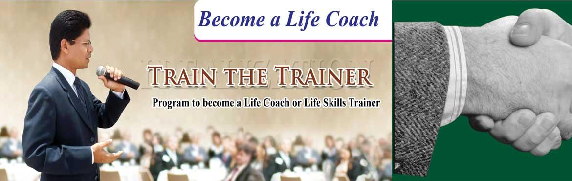 Be self-employed in 3 months as a Life Coach or Life Skills Trainer