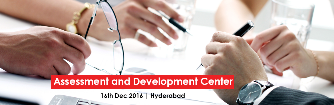 Book Online Tickets for Assessment and Development Center(Certif, Hyderabad. Objective:Develop the knowledge and skills needed to become a Level-1 qualified professional in AC/DC. What is Level-1?Level-1 is the qualification level prescribed by IIBP (www.iibp.org.in) which allows people to become Certified Assessor and Role-p