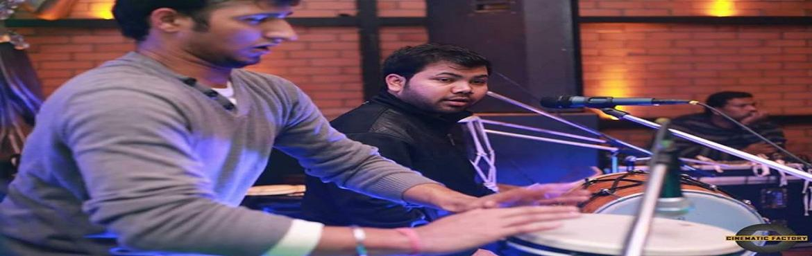 Book Online Tickets for Mahavir and Saptak Live Band at Raasta C, Gurugram. MahavirandSaptakPercussion Duois based out of thecapital city of India,New Delhi. Thismagicalpercussion duowasfoundedin the year 2013. Both thepercussionistsare well traine