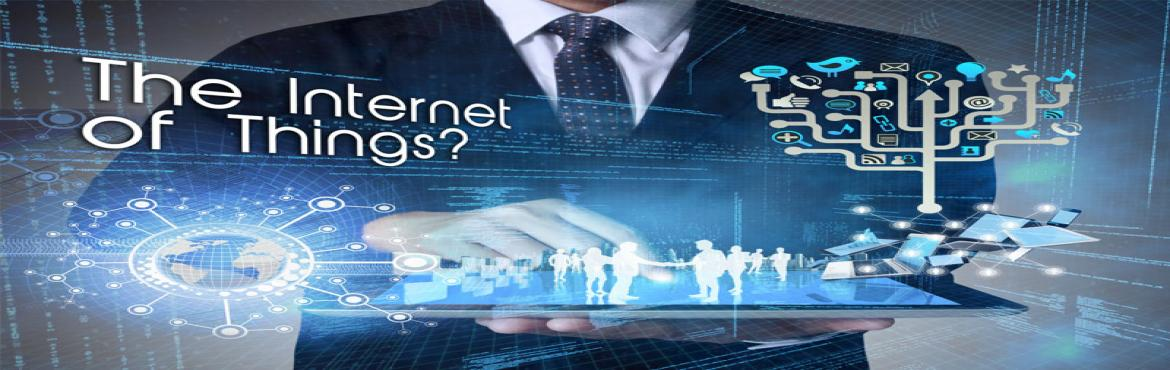 Book Online Tickets for 5 Day Training Program on Internet of Th, Hyderabad. Scope: The Internet of Things (IoT) is expected to emerge as a huge business opportunity for the Indian IT industry in the years ahead. According to a Gartner Report, the global IoT industry would be worth USD 300 billion by 2020, with connected devi