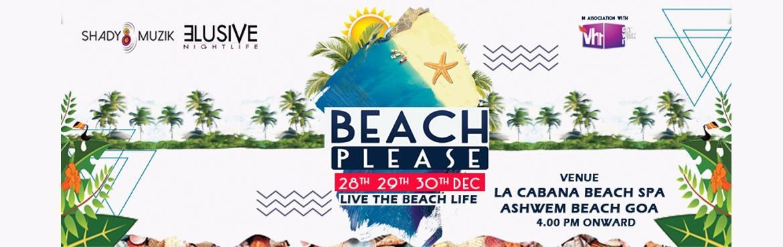 Beach please 28 th 29th 30th Dec. A must experience
