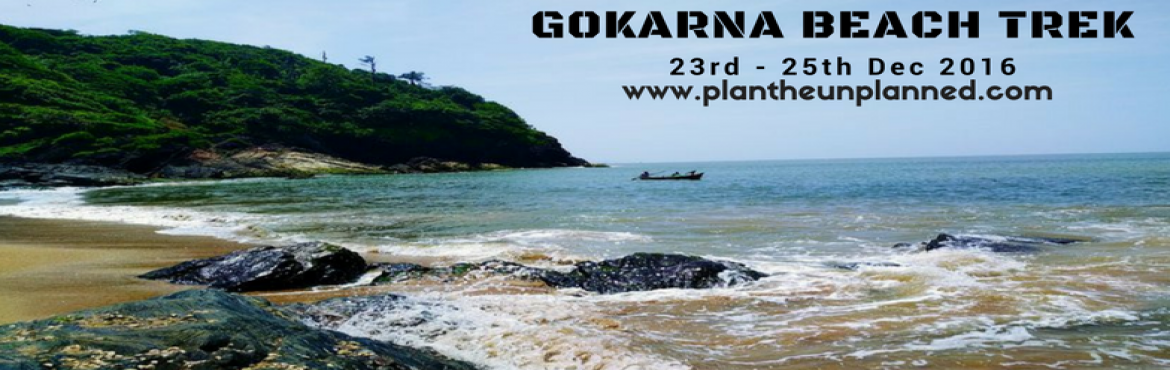 Christmas Eve Trek - Gokarna Beach